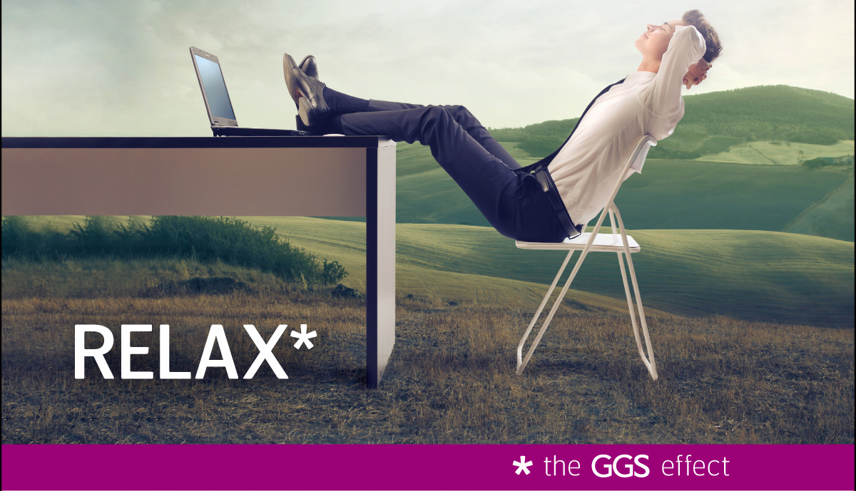 RELAX! * the GGS effect