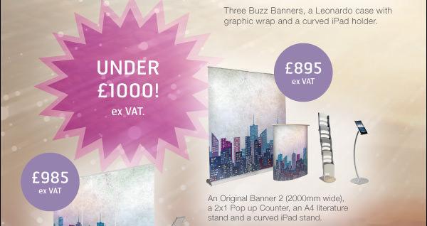 Under £1000!
