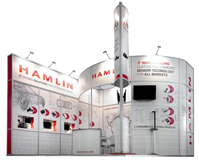 GGS Hamlin exhibition stand 1