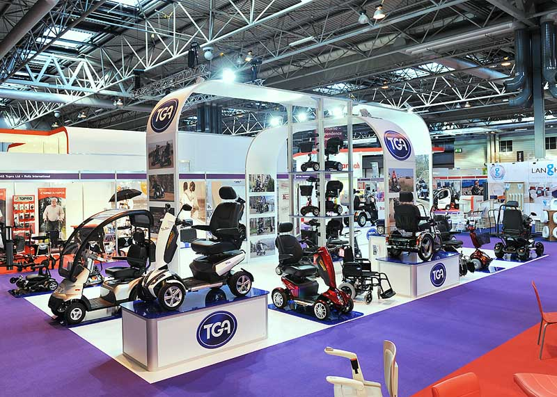 Exhibition Stand Design TGA