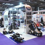Exhibition Stand for TGA