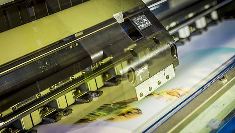 GGS Large format printer