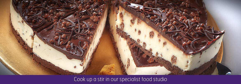 Specialist food studio