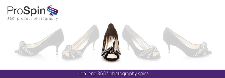 Full angle shots of shoe