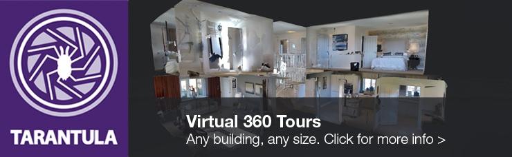Virtual 360 tours in Norwich, Norfolk