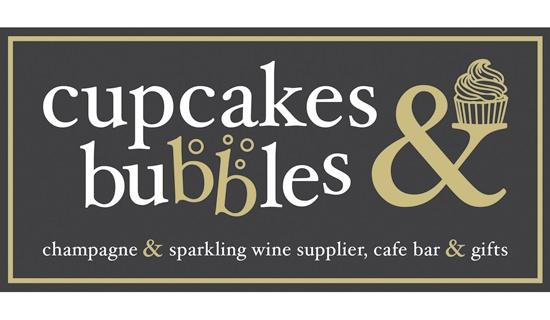 Cupcakes & Bubbles Logo - GGS Logo designers Norwich