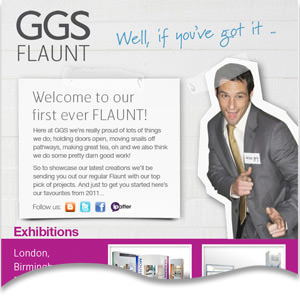 GGS Flaunt Newsletter