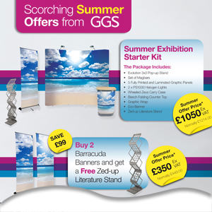Scorching Summer offers from GGS