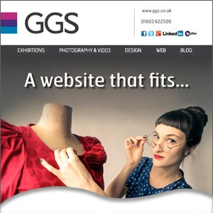 One size fits all, one website to fit all