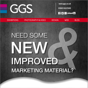 Need new and improved marketing materials?