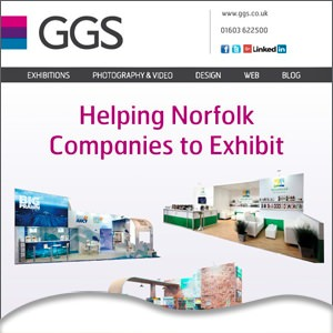 Helping Norfolk companies to Exhibit