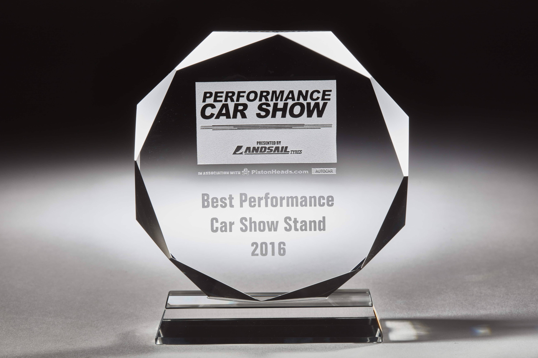 Zenos Award for GGS stand design