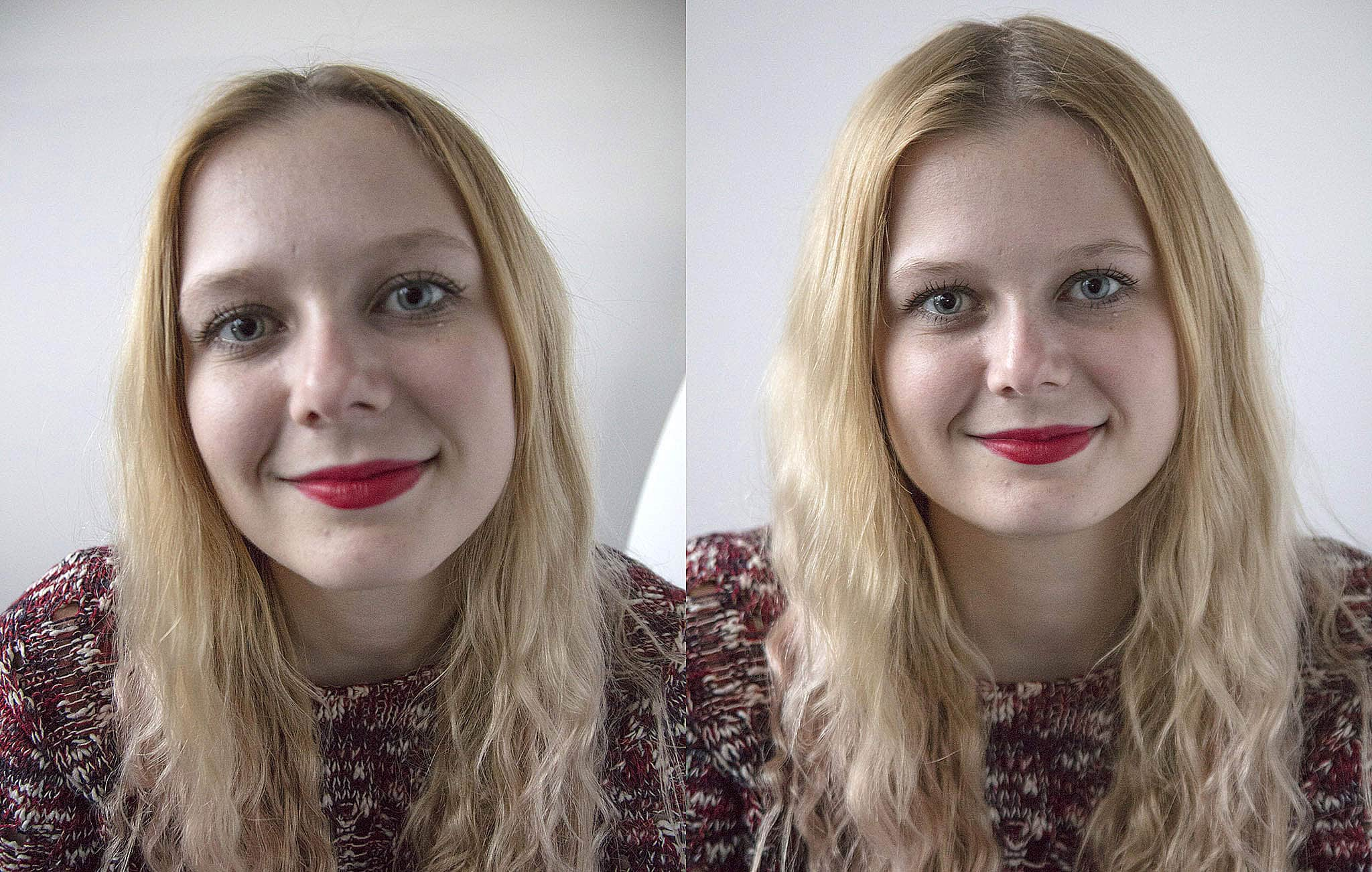 headshot hints and tips, lens selection