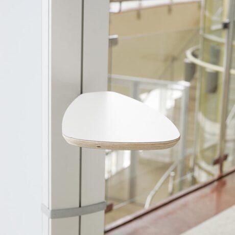 D400 Cone shelf