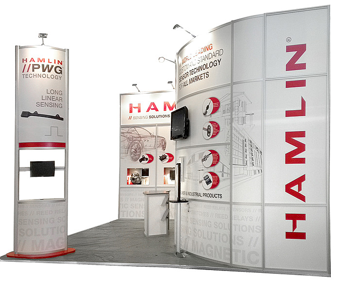 GGS Hamlin exhibition stand 2