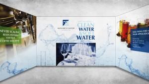 Monarch water shell scheme artwork