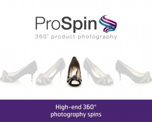ProSpin product spin of shoes