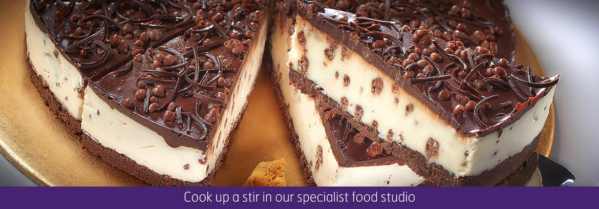 Specialist food studio