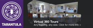 Virtual 360 tours in Norwich, Norfolk