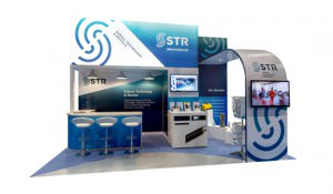 Subsea Technology exhibition stand