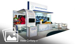 Exhibition stand graphics by GGS designers in Norwich, Norfolk