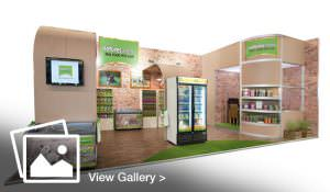 stand design and build by GGS in Norfolk