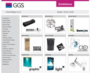 GGS exhibitions catalogue