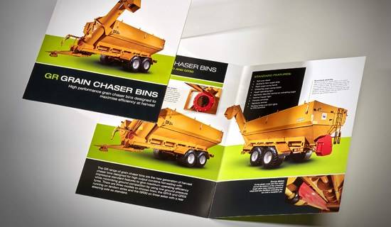 GGS Brochure Design in Norfolk