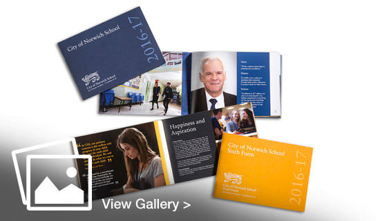 CNS prospectus main and sixth form