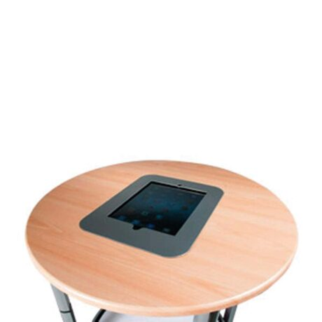 Spiral Plinth iPad Counter Top