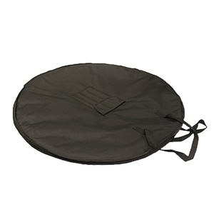 Black stowaway carry bag