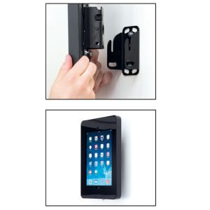 Wall bracket for iPad