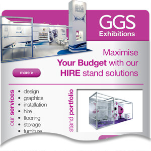 Maximise your budget with hire stand solutions