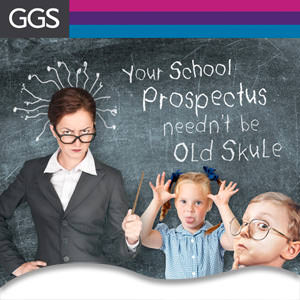Your prospectus needn't be old skool...