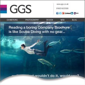 Company brochures