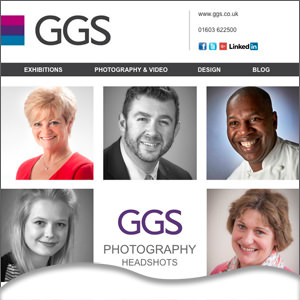 GGS Headshot photography