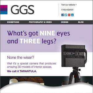 Tarantula email newsletter