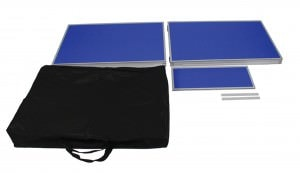 Carry bag for exhibition panel kit