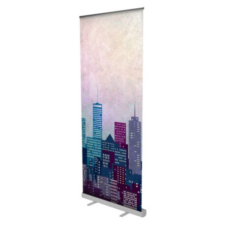 850mm wide Buzz Roller Banner Stand