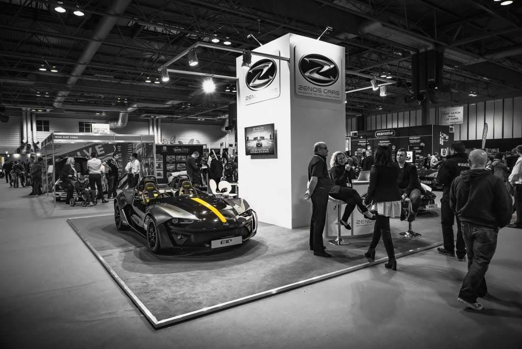 Autosport International exhibition 2016