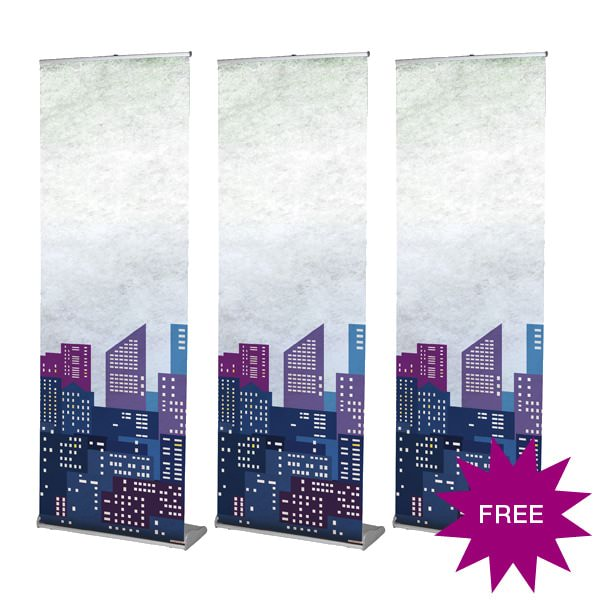 Orient Banner Stands Offer