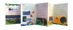 John Innes centre leaflet design