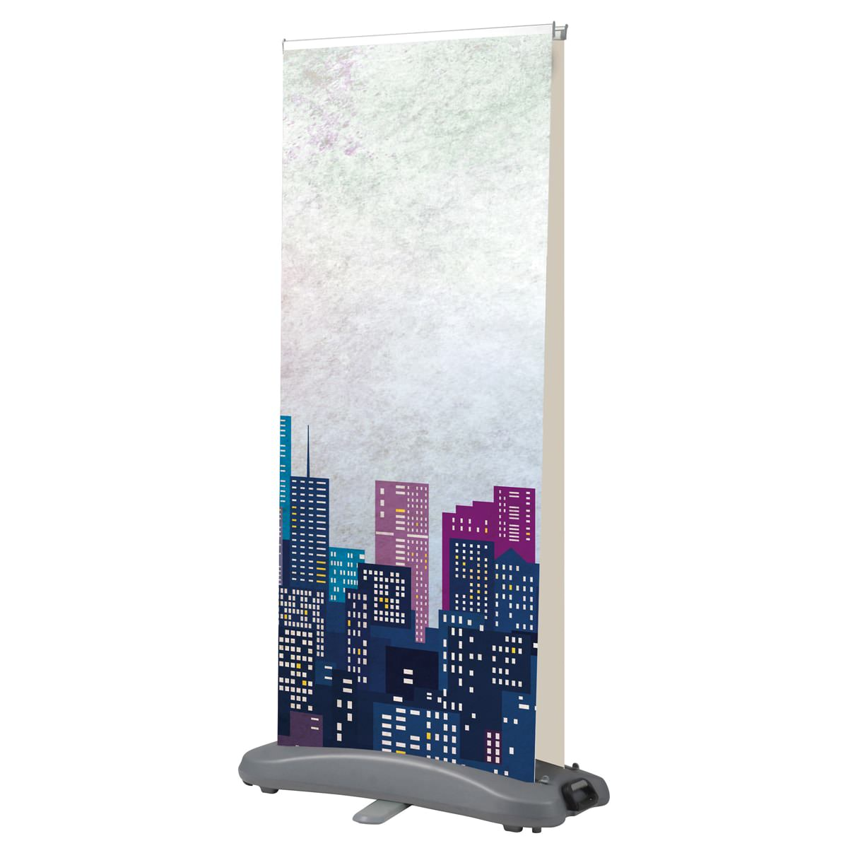 Sierra Double Sided Banner Stand
