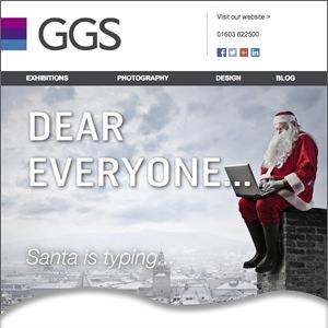 GGS Xmas E-shot