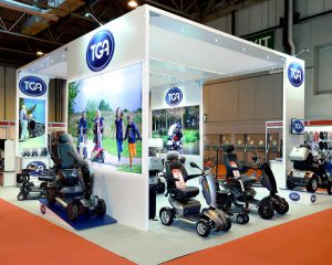 Discover the ultimate exhibition stand for ANY business