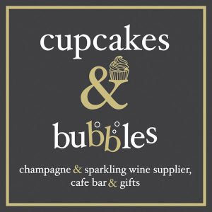 branding cupcakes and bubbles - logo designers norwich