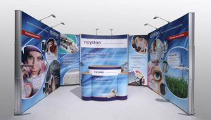 Exhibition - d400 stand
