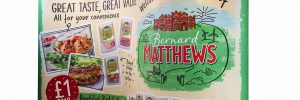 Exhibition - pop up stand for Bernard Matthews