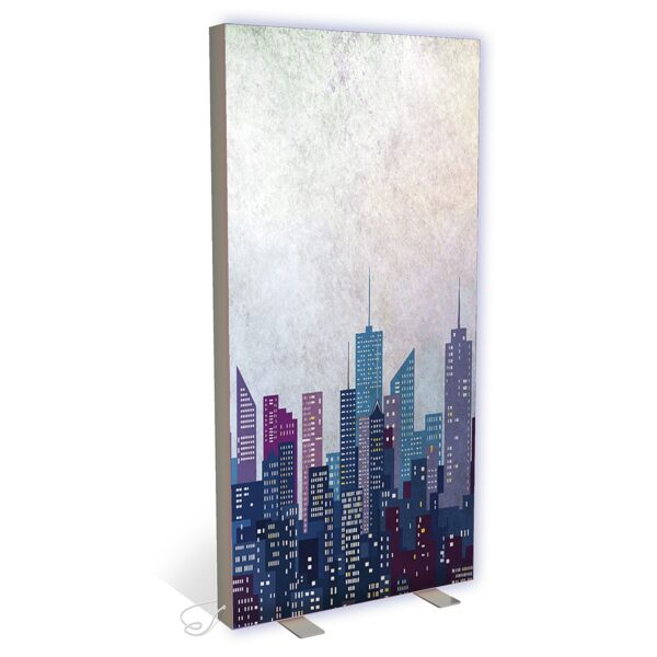 Free Standing LED Light Boxes 125mm