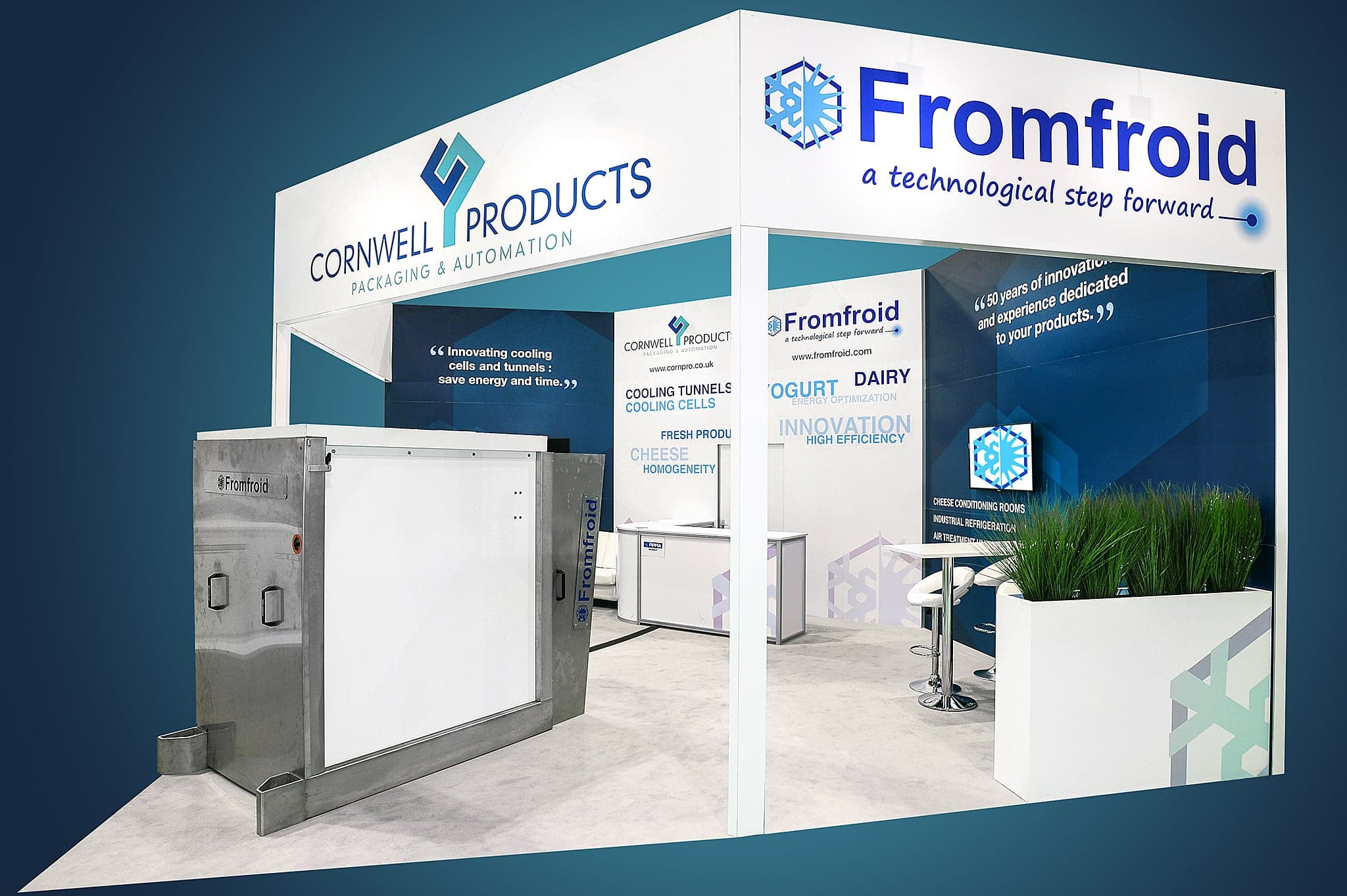 Big Exhibition Stand Design : Exhibition stand design tips u things you should consider ggs
